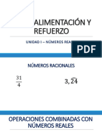 Retroalimentación y Refuerzo-noveno-unidad I-numeros Reales