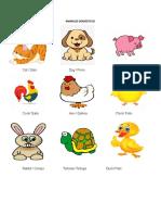 ANIMALES DOMESTICOS Y SALVAJES EN INGLES.docx