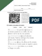 Ficha n°5 EL SONIDO