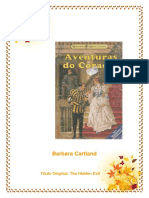 Barbara Cartland - Aventuras Do Coração