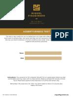 4 Assertiveness Test-edit