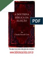 A DOUTRINA BÍBLICA DA ELEIÇÃO - Claude Duvall Cole.pdf