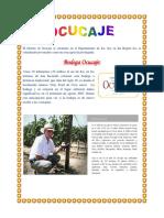 El Distrito de Ocucaje se encuentra en el Departamento de Ica.docx