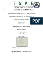 Resumen Polarizacin Por Divisor de Voltaje Mora Sevillano