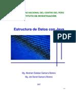 Estructura de datos con Java