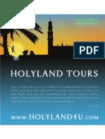 Holyland Tours