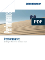 Performance Drilling Reservoir Contact Tour Br