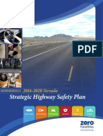 Nevada Strategic Highway Safety Plan