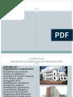 Ley de Patrimonio Cultural Arnold