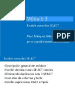 Modulo 3 Escribir Consultas Select.pdf
