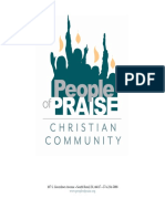 People of Praise Fact Sheet (1)