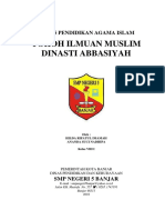Tokoh Ilmuan Muslim Dinasti Abbasiyah