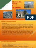 Clases de Planeamiento Urbano 3 2018