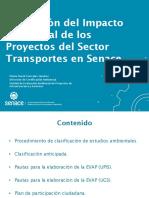Taller Informativo Senace Transporte