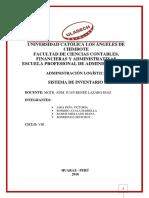 Actividad de Investigación Formativa Nº 02 II Unidad