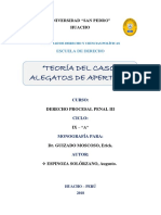 Alegatos de Apertura - Augusto