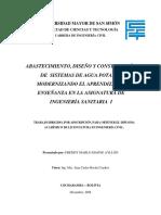 Calculo de tuberia agua potable PERU.pdf