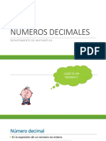 Números Decimales 2