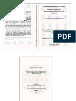 Modelo de Capa CD e Dvd