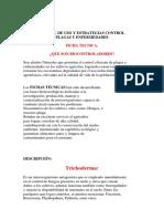 Manual de Uso y Estrategias Control