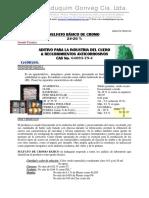 Sulfato Basico de Cromo