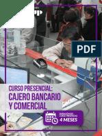 Presencial Cajero Bancario y Comercial