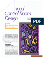 Advanced Control Room Design
