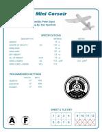 FT Mini Corsair v1.0 AIO