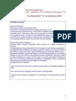 Introducción a la teología sistemática.