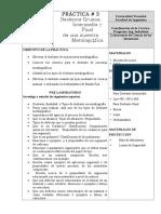 Practica 3 Desbaste Grueso, Intermedio y Final de Una Muestra Metalografica (1)