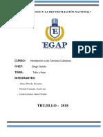 Tallo y Hoja-Informe