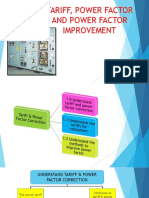 TARIFF, POWER FACTOR AND POWER FACTOR IMPROVEMENT GB170037 NURLIYANAIZZATI.pptx