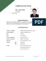 Cv_daniel Alexander Avila Diaz-no Documentado