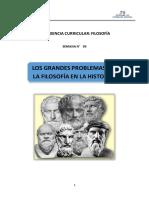 Módulo 3 - Los Grandes Problemas de La Filosofía en La Historia