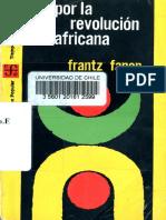 Por La Revolución Africana FANON