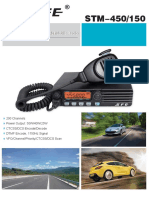 STM-450 150 Brochure
