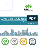 LOTUS Multi Family Residential Pilot Technical Manual