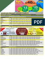 Price SCK SMD 2 Desember 2017
