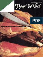 Beef & Veal_downcookbook.blogspot.com