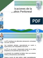 04 - Indicaciones de La Dialisis Peritoneal