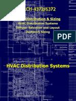 A4372 HVAC DistributionSystemsSizing