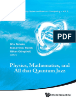 [Shu Tanaka, Masamitsu Bando ,Utkan Gungordu]Physics, Mathematics, and All That Quantum Jazz(pdf){Zzzzz}.pdf