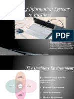 Applying Information Systems to BusinessApplying Information Systems to Business