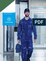 TK Elevator MAX Brochure En