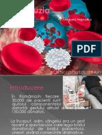 Transfuzia de Sânge