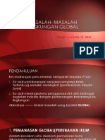 Masalah2 Lingkungan Global (2)