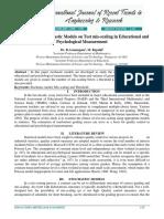 Aru June 2018 Paper
