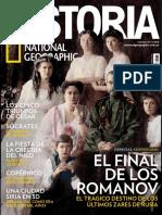 Historia National Geographic - Julio 2018