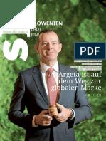 Slowenien Lädt Ein! (Österreichische Ausgabe, Februar 2018)