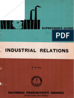 Industrial Relations SG11